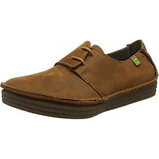 S.A Nf80 Pleasant Rice Field Zapatos de Cordones Derby, Mujer, Rojo (Tibet), 41 EU (8 UK) El Naturalista