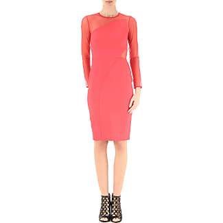 Dress for Women, Evening Cocktail Party On Sale in Outlet, Raspberry, viscosa, 2017, 12 Elisabetta Franchi