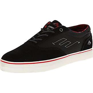 Wino Cruiser, Chaussures de Skateboard Homme - Noir (Black/Orange 960), 46 EU (11 UK) (12 US)Emerica