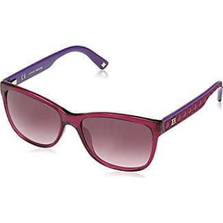 Womens Ses392M Sunglasses, Brown (Shiny Dark Havana), One Size Escada