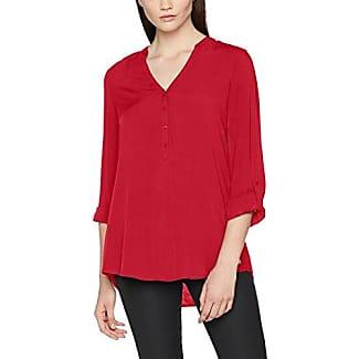 Marc O'Polo 607119942599, Blusa para Mujer, Rojo (Dark Fall Leaf 372), 34