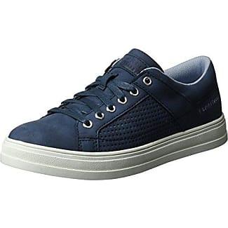 Esprit Sandrine Lu, Zapatillas para Mujer, Azul (400 Navy), 36 EU