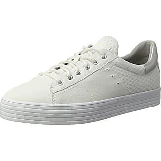 Gweneth Lu, Zapatillas para Mujer, Blanco (White), 42 EU Esprit