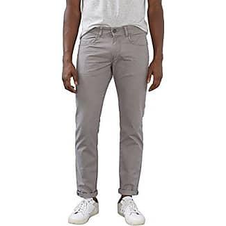 127ee2b008, Pantalones para Hombre, Gris (Anthracite 010), W34 Esprit