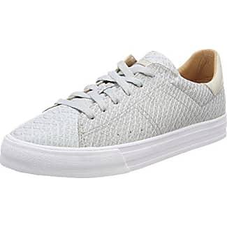 Esprit Dabria Lu, Zapatillas para Mujer, Blanco (White), 41 EU