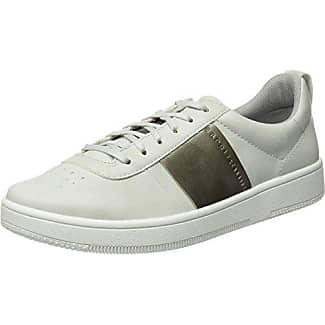 Esprit Simona Lace Up, Zapatillas para Mujer, Gris (Pastel Grey), 36 EU