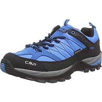 Mens Tauri Low Rise Hiking Boots, Black Blue F.lli Campagnolo