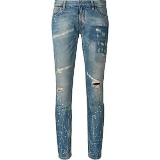 Jeans On Sale, Denim Blue, Cotton, 2017, 30 31 32 33 34 36 Faith Connexion