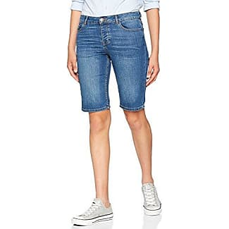 Fat Face Embroidered, Short para Mujer, Azul (Denim), W32