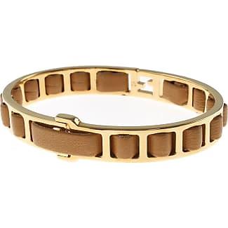 Bracelet for Women, Brown, Leather, 2017, Medium Fendi