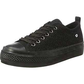 Fiorucci FEPD018, Zapatillas para Mujer, Negro (Nero Nero), 37 EU