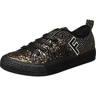 Fiorucci FEPB007, Zapatillas para Mujer, Negro (Nero Nero), 40 EU