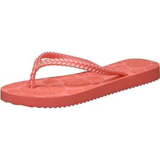 Flip Flop Flipdots, Chanclas para Mujer, Multicolor (Neon Aqua), 37 EU