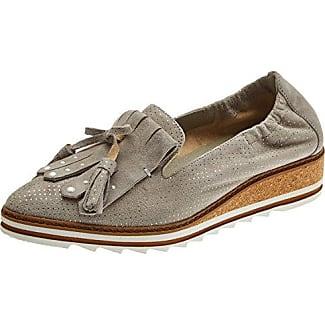 Chaussures à lacets Biostep blanches femme E8skp