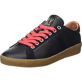 Fly Femmes London Chaussures De Sport Berg823fly - Noir - 40 Eu grfSjEVi7c