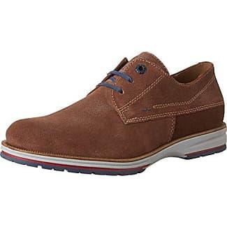Fretz Men Tosco, Zapatos de Cordones Derby para Hombre, Blau (Blue), 50 EU