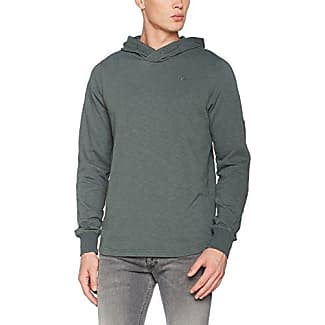 Korpaz Hooded Sw L/s, Sudadera para Hombre, Gris (Graphite 996), Small G-Star
