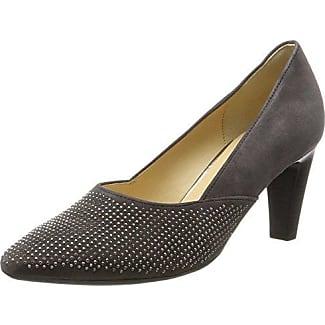Gabor Fashion, Zapatos de Tacón para Mujer, Gris (Light Grey), 41 EU Gabor