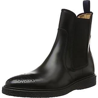GANT Max, Zapatillas de Estar Por Casa para Hombre, Negro-Schwarz (Black G00), 43 EU
