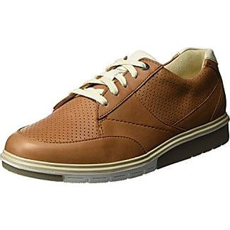 Heya-H, Zapatos de Cordones Derby para Mujer, Rot (Red), 39 EU Ganter