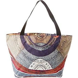 Gattinoni Easy Shopping Bag, Sacs portés épaule femme, (Cipria), 16x29x32 cm (W x H L)