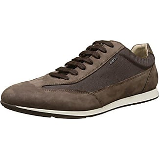 Geox Uomo Snake - Zapatillas, color Marron Chestnut, talla 45