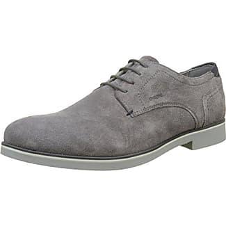 961589, Zapatos de Cordones Derby para Mujer, Negro, 39 EU Comfortabel