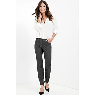 Five-pocket trousers Best4me Roxeri ecru-beige female Gerry Weber Free Shipping Visa Payment For Cheap Price With Paypal Cheap Online exeSye1K4