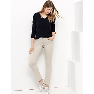 Figure-shaping trousers - Best4me ecru-beige female Gerry Weber VNgkrZDC8