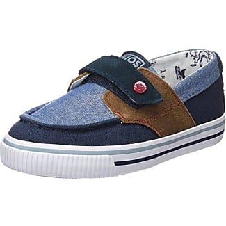 Gioseppo Jungen Galilei Slip on Sneaker, Blau (Marine), 35 EU
