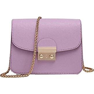 Kleine Quadratische Tasche Nationale Windstickerei Paket Damen Schulter Messenger Bag,Black-OneSize GKKXUE