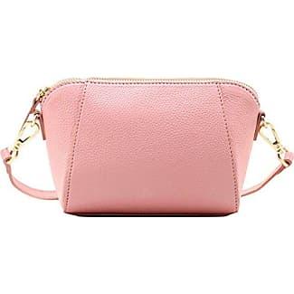 Schulter Kuriertasche Damen Handtasche Mittleren Alters Weiblichen Tasche Mutter Tasche Verschluss Tasche Beiläufige Tasche,Grey-OneSize GKKXUE