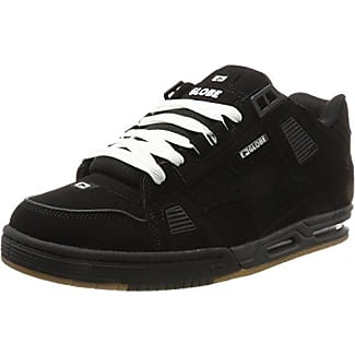 Chase, Chaussures de Skateboard Homme, Multicolore (Black/Gum), 42.5 EUGlobe