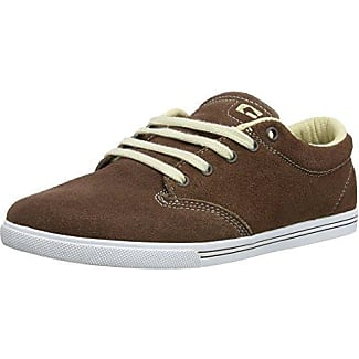 Globe GlobeLighthouse-Slim - Zapatillas Unisex Adulto, Color Beige, Talla 44.5