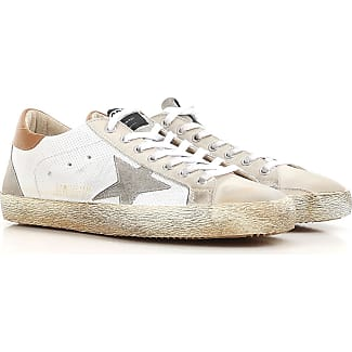 Sneakers for Men, Rope, Leather, 2017, 10.5 5.5 6.5 7 8 9 9.5 Golden Goose
