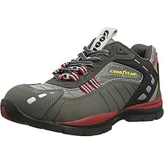 Week-End, Chaussures Multisport Outdoor homme, Vert (Vert Fôret), 44 EU (9.5 UK)Goodyear