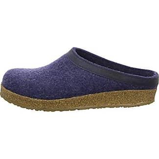 Haflinger Everest Fundus, Zapatillas de Estar por Casa Unisex Adulto, Azul (Jeans 72 72), 45 EU