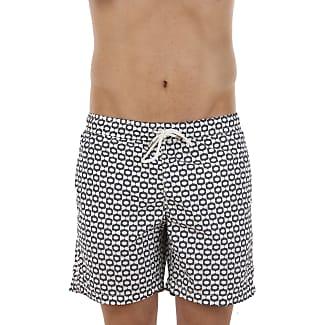 Swim Shorts Trunks for Men On Sale in Outlet, Pink, poliammide, 2017, S Hartford