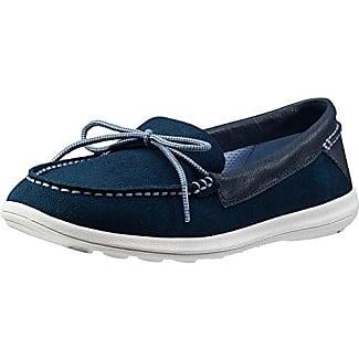 11201_597-10F, Zapatos de Barca Mujer, Azul (Navy Blue), 37 EU Helly Hansen