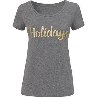 Women&aposs T-shirt (White/black) HEMA Enjoy 7JoQMpgi