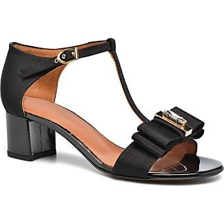 Heyraud - Damen - GALA - Sandalen - schwarz