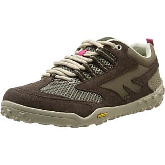 Hi-Tec New Moon 200 O001426/031/01 - Zapatos de cordones para mujer, color verde, talla 37