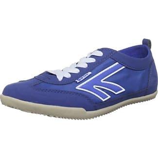 Sprint - Zapatos con cordones de material sintético mujer, color gris, talla 37.5 (5 UK) Hi-Tec