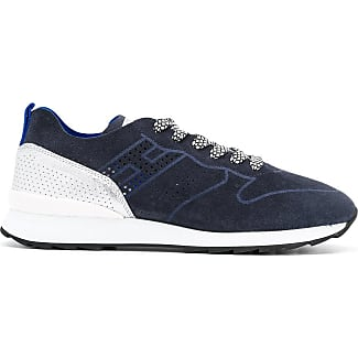 Sneakers for Women On Sale in Outlet, Navy Blue, lurex, 2017, 2.5 3.5 Hogan