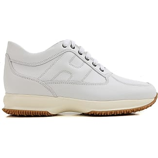 Sneakers for Men, White, Leather, 2017, 10 9.5 Hogan