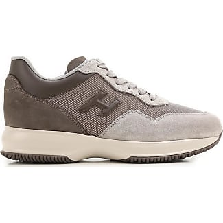 Sneakers for Men, Grey, Fabric, 2017, 10.5 5.5 Hogan