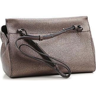 Hogan Shoulder Bag for Women On Sale, Bronze, Leather, 2017, one size