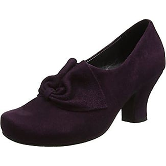 Charmaine, Zapatos De Tacón para Mujer, Rojo (Rubí), 42 Hotter