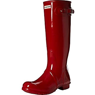 Womens Org Tall, Bottes de Pluie femme - Rouge (Military Red), 42 EU (8 UK)Hunter