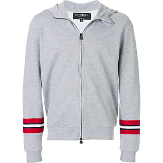 Sweatshirt for Men On Sale, Grey Melange, Cotton, 2017, L M S XL Hydrogen